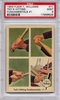 1959 Fleer Ted Williams - Ted's Hitting Fundamentals (1) #71 PSA 9