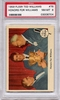 1959 Fleer Ted Williams - Honors For Williams #78 PSA 8