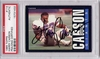 Harry Carson PSA/DNA Certified Authentic Autograph - 1985 Topps