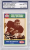 Mike McCormack (HOF) PSA/DNA Certified Autograph - 1989 Swell Greats