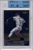 Trevor Hoffman BGS/JSA Certified Authentic Autograph - 1999 Finest