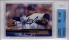 Trevor Hoffman BGS/JSA Certified Authentic Autograph - 2000 Upper Deck