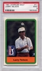 1981 Donruss Golf Larry Nelson #11 PSA 9