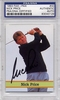 Nick Price PSA/DNA Certified Authentic Autograph