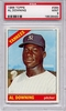 1966 Topps Al Downing #384 PSA 9