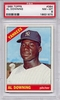 1966 Topps Al Downing #384 PSA 8