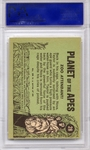 1969 Planet Of The Apes - Zoo Attendant! #28 PSA 8