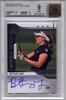 Brittany Lang BGS Certified Autograph - 2012 Upper Deck SP Authentic