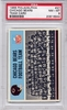 1966 Philadelphia - Chicago Bears Team #27 PSA 8