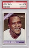 1966 Topps Willie Smith #438 PSA 8