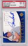 Ron Santo PSA/DNA Certified Authentic Autograph - 2005 UD Ultimate