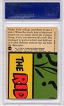 1966 Batman A Series - Out On A Limb #13A PSA 8