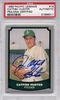 Catfish Hunter PSA/DNA Certified Authentic Autograph