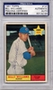 Billy Williams Rookie PSA/DNA Certified Authentic Autograph - 1961 Topps