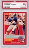1989 Score Thurman Thomas #211 PSA 9