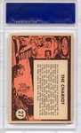 1966 Lost In Space - The Chariot #27 PSA 7