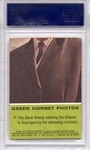 1966 Green Hornet - The Black Beauty Entering #11 PSA 8
