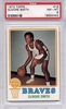 1973 Topps Elmore Smith #19 PSA 8