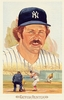 Catfish Hunter Perez-Steele Celebration Postcard #18