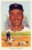 Monte Irvin Perez-Steele Celebration Postcard #19
