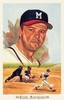 Eddie Mathews Perez-Steele Celebration Postcard #30