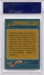 1976 Star Trek - Attacked By Spores #36 PSA 8