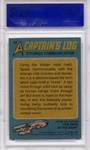 1976 Star Trek - Strange Communication #44 PSA 8