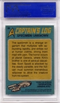 1976 Star Trek - Specimen: Unknown #58 PSA 8