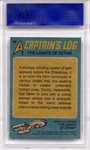 1976 Star Trek - The Lights of Zetar #82 PSA 8