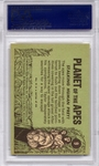1969 Planet Of The Apes - Stalking Human Prey! #9 PSA 8
