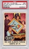 1963 Beverly Hillbillies - We Can Always Throw Darts #50 PSA 8