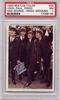 1964 Beatles Color - John, Paul, Ringo and George - Ringo Speaking #25 PSA 7