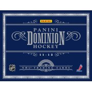 2011/12 PANINI  DOMINION HOCKEY HOBBY 3CT CASE