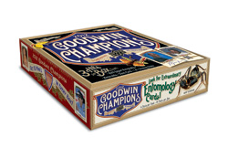 2012 UPPER DECK GOODWIN CHAMPIONS HOBBY 16CT CASE