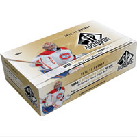 2012/13 UPPER DECK SP AUTHENTIC HOCKEY HOBBY BOX