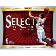 2012/13 PANINI SELECT BASKETBALL HOBBY 12CT CASE ....LOADED WITH ROOKIES KYRIE !!