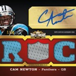 2011 TOPPS TRIPLE THREADS FOOTBALL HOBBY 9CT CASE