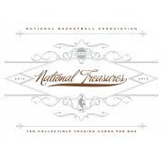 2012/13 PANINI NATIONAL TREASURES BASKETBALL HOBBY 3CT CASE  (RARE CASE TO FIND SEALED )
