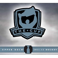 2011/12 UPPER DECK CUP HOCKEY HOBBY BOX