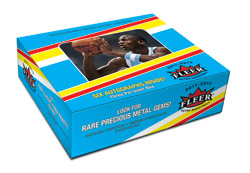 2011/12 FLEER RETRO BASKETBALL HOBBY BOX  (JORDAN BUYBACKS)(RARE BOX TO FIND  ) JORDAN LEBRON PMG (KAWHI LEONARD CARDS IN PRODUCT  )