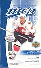 2005/06 UPPER DECK MVP HOCKEY HOBBY 12CT CASE ( VERY RARE CASE TO FIND SEALED )