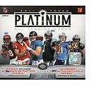 2011 TOPPS PLATINUM FOOTBALL HOBBY (12CT) CASE