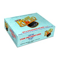 2012/13 FLEER RETRO HOCKEY HOBBY 6CT CASE