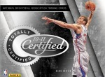 2010/11 PANINI TOTALLY CERTIFIED BASKETBALL BOX