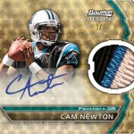 2011 TOPPS BOWMAN STERLING FOOTBALL HOBBY 4CT CASE