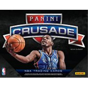 2012/13 PANINI CRUSADE BASKETBALL HOBBY 12CT CASE