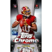 2012 TOPPS CHROME FOOTBALL HOBBY 12CT CASE
