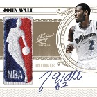 2010/11 PANINI NATIONAL TREASURES BASKETBALL 4CT CASE