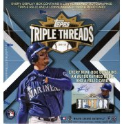 2012 TOPPS TRIPLE THREADS BASEBALL HOBBY 9CT CASE