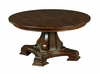 Kincaid Furniture - Portolone Round Cocktail Table Package - 95-027P